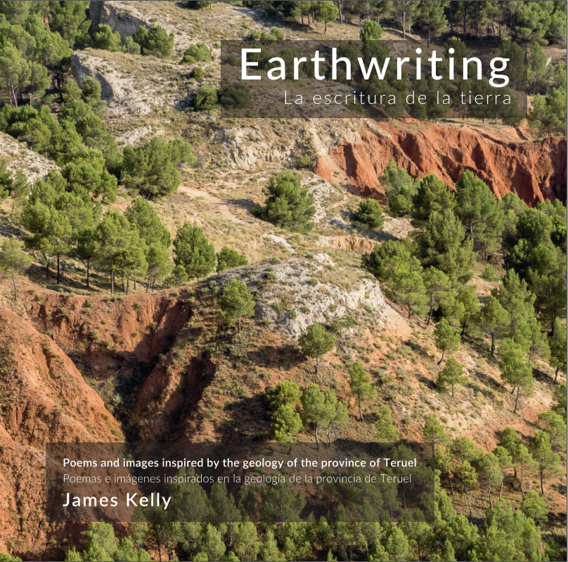 Front cover of Earthwriting