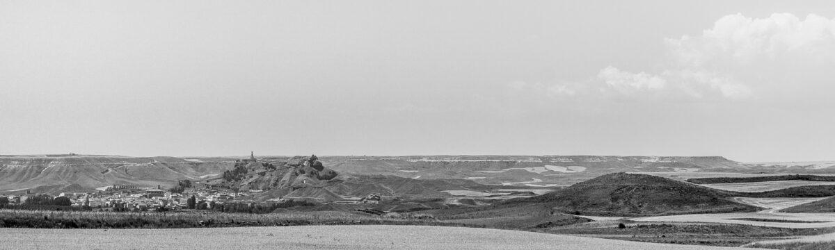 Picture of landscape near Teruel